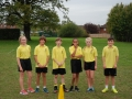Year 8 inter-house race October 2014