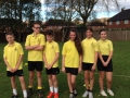 Year 9 inter-house race October 2014