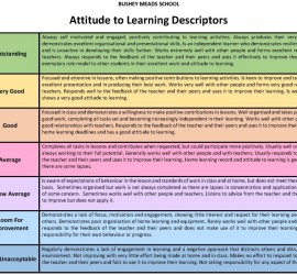 Learning Descriptors